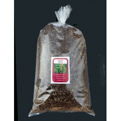 Soil for Dactylorhiza, Epipactis, Spiranthes ready-to-use mixture (5L Bag)