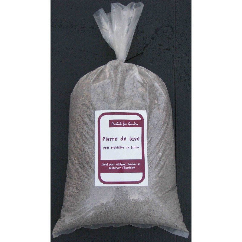 Lava Stone Pumice 5 Kilo Bag Soil For Hardy Garden Orchids
